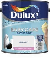 Dulux Easycare Bathroom Soft Sheen 2.5L - Rock Salt
